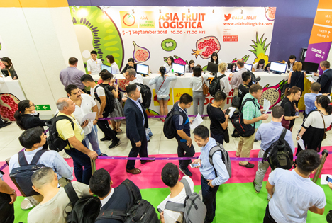 Foto © Asia Fruit Logistica