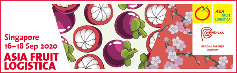 Asia Fruit Logistica Logo Banner
