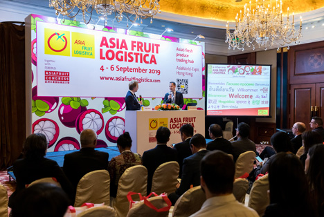Asia Fruit Logistica Foto © Global Produce Events GmbH​