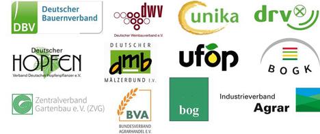 Logos Verbände-Allianz