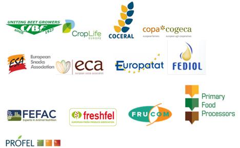 Logos Dreizehn  Partner  des  Runden  Tischs  für  Pflanzenschutz