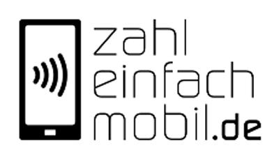logo zahl einfach mobil
