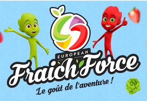 Logo European Fraich'Force Foto © Interfel