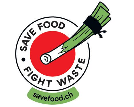 Logo © Kampagne «Save Food, Fight Waste», SBV