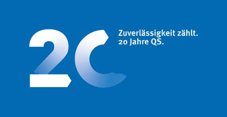 Quelle: QS Qualität und Sicherheit GmbH