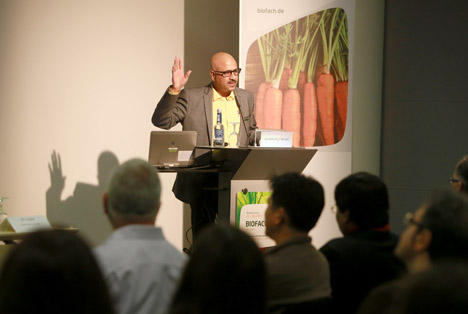 BIOFACH Kongress Trends and news or organic markets in ASEAN and India. Foto © NürnbergMesse