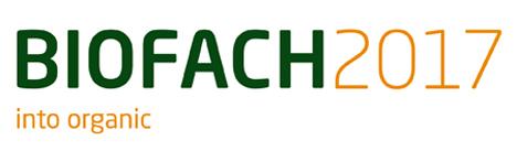 Logo BIOFACH 2017 © NürnbergMesse GmbH
