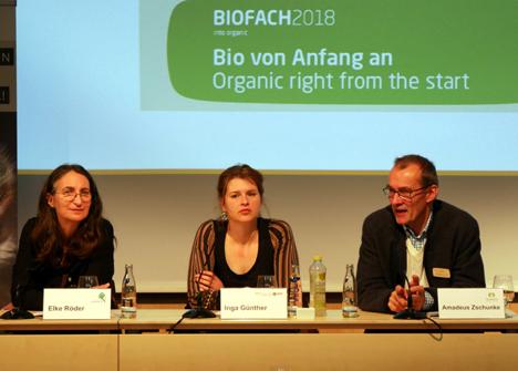 Foto BIOFACH: Bio-Züchtung. Das Zukunftsthema der Branche Foto © BNN e.V.
