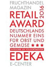 Retail Award 2016