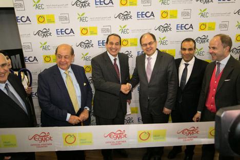 Internationaler Erfolg der ägyptischen Landwirtschaft auf der Fruit Logistica 2016
