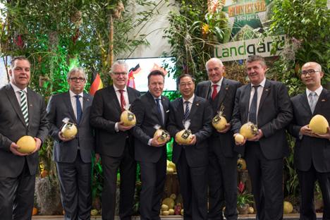 Landgard expandiert nach China