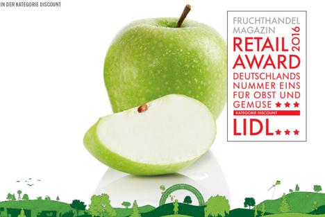 Lidl Award FL 2016