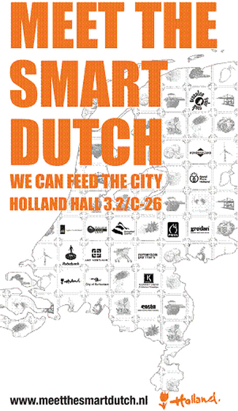 Meet the smart Dutch