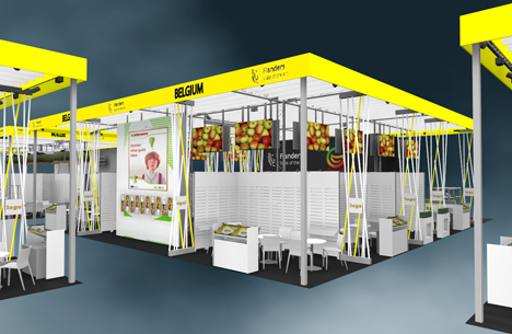 VLAM Stand
