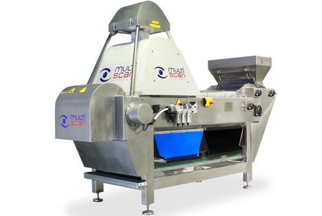 Pistazien-Sortiermaschine Multiscan S60SP