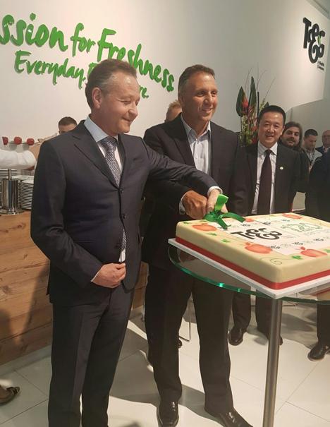 Fruit Logistica: T&G Global feiert 120-jähriges Bestehen