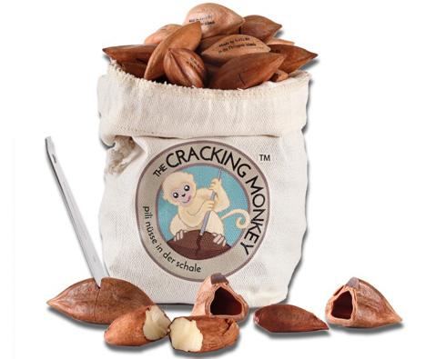 """""""The Cracking Monkey – Pili Nuts"""", Die Frischebox GmbH"""