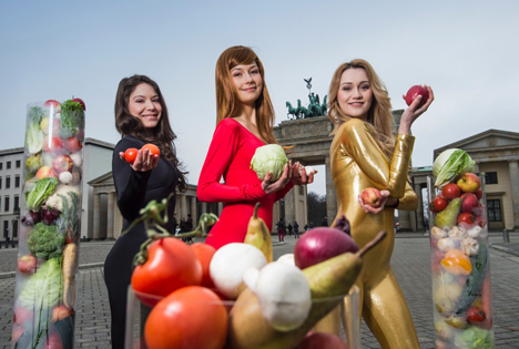 Fruit Logistica 2017 - Deutschland ist im Jubiläumsjahr Partnerland. Foto Messe Berlin