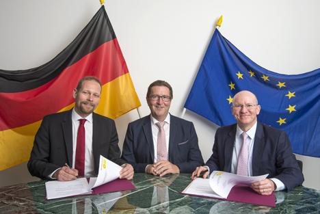 Fruit Logistica Deutschland ist im Jubiläumsjahr Partnerland 2017