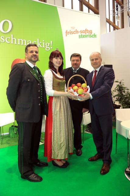 Quelle: ©OPST Obst Partner Steiermark GmbH
