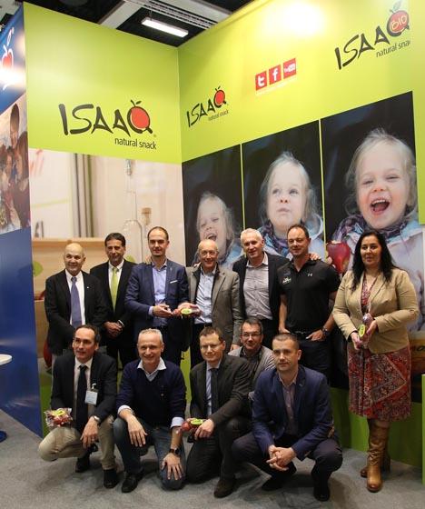 Beim globalen ISAAQ® Treffen werden Trends, Tendenzen und Konsumverhalten analysiert und Strategien für ISAAQ® erarbeitet.