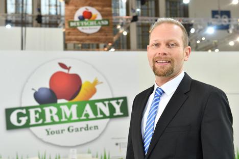 Dr. Christian Weseloh, Geschäftsführer der Bundesvereinigung der Erzeugerorganisationen Obst und Gemüse e.V. (BVEO)