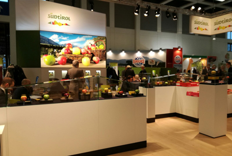 Foto VOG Stand Fruit Logistica