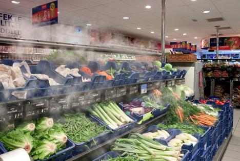 Foto: Fresh Demo-Innovation im Supermarkt