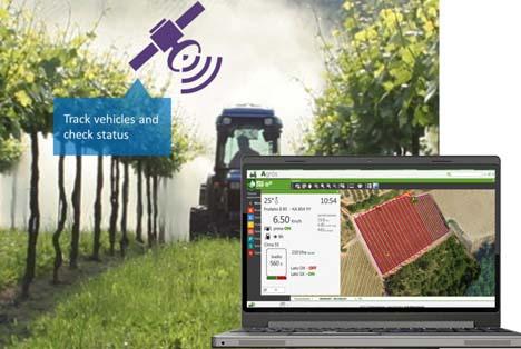CAD/GIS-Lösung für landwirtschaftliche Betriebe