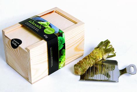 East4Fresh: Wasabi Giftbox