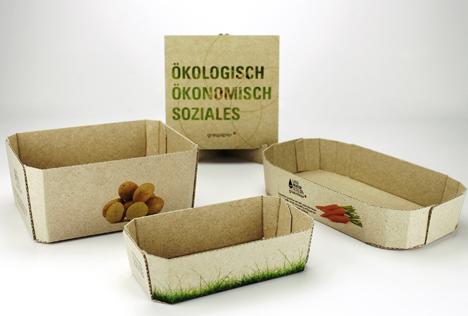 Papierfabrik Scheufelen: Scheufelen Grass Paper – Greenliner