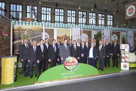 badischen Erzeugermärkte, Weiterentwicklung, Fruit Logistica