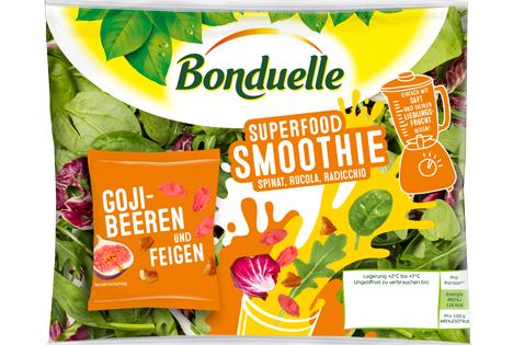 Bonduelle Smoothie Mix. Foto © Bonduelle