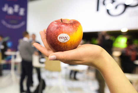 fruit logistica 2018 Envy apfel impressionen foto messe berlin