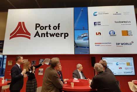port of Antwerp FL 2018