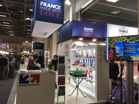 Frankreich auf der Fruit Logistica 2019