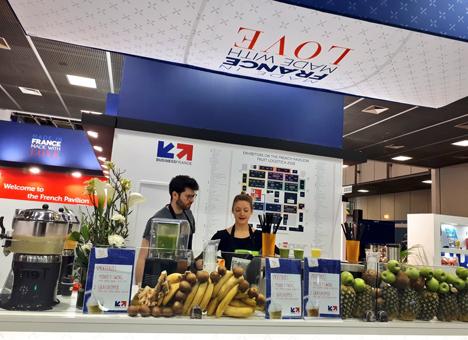 Made with love: Französische Aussteller auf der Fruit Logistica
