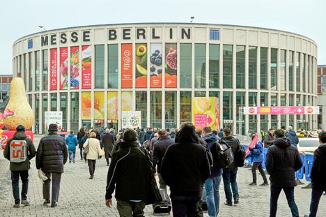 Foto Messe Berlin