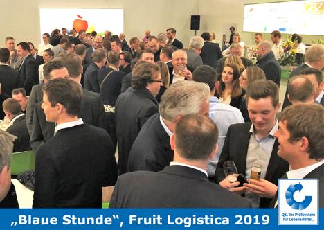Blaue Stunde - QS im Dialog mit der Branche. Foto : QS Qualität und Sicherheit GmbH