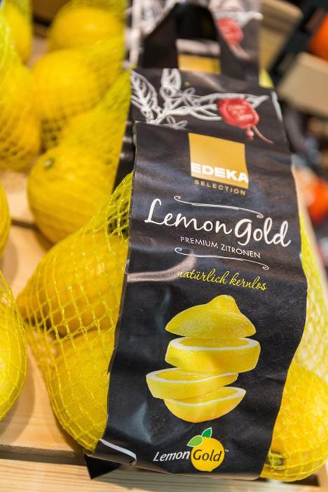 Kernlose Premium-Zitronen. Foto © Messe Berlin