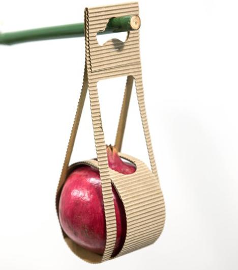 Verpackung für Premium-Granatapfel. Foto © Messe Berlin