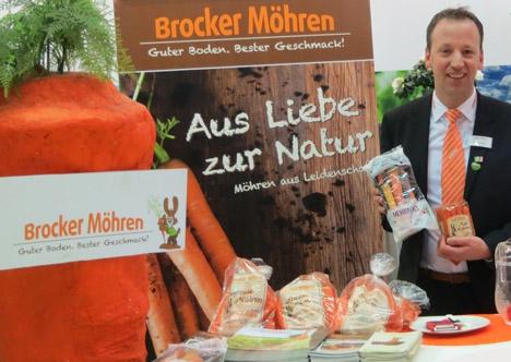 Foto © Brocker Möhren