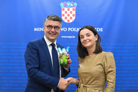 Grüne Woche 2020: Partnerland Kroatien