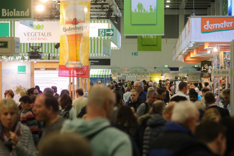 IGW 2019 - Halle 1.2 Foto © Messe Berlin
