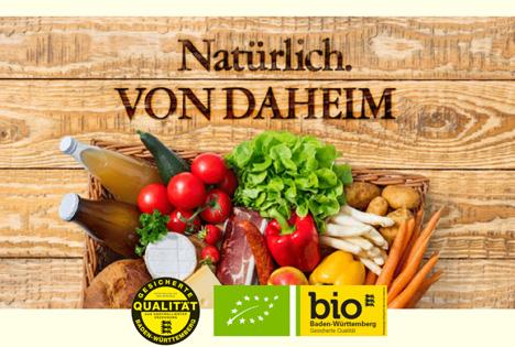 Bild Baden-Württemberg Regional-Kampagne 'Natürlich.VONDAHEIM'