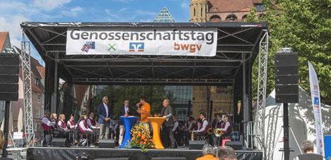 Foto © BWGV Genossenschaftstag