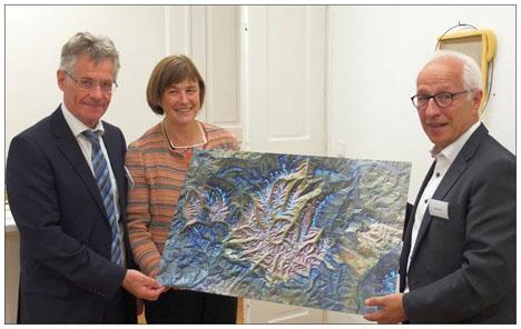 BayWa AG wird neuer Gesellschafter der VISTA GmbH. Foto © VISTA GmbH