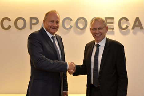 Joachim Rukwied zum europäischen Bauernpräsidenten gewählt