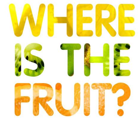 Studie Bild Where is the fruit?