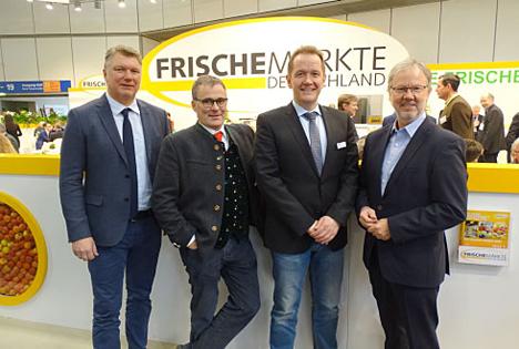 GFI Vorstand Foto © Fruchthandelmagazin